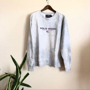 Ralph Lauren || Polo Sport 2000 Pullover Sweater